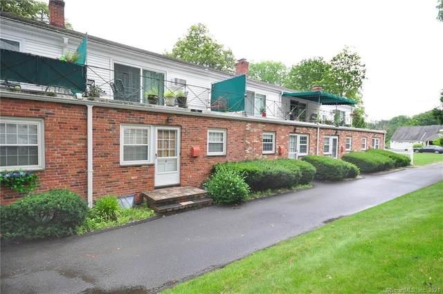 44 Garden Street #4, Farmington, CT 06032 (MLS #170418733) :: Team Feola & Lanzante   Keller Williams Trumbull