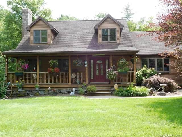 367 Marshall Lake Road, Torrington, CT 06790 (MLS #170418768) :: GEN Next Real Estate