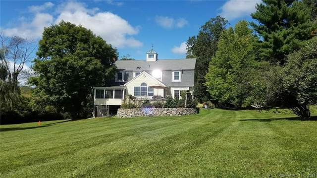 120 Saint Johns Road, Ridgefield, CT 06877 (MLS #170418815) :: Around Town Real Estate Team