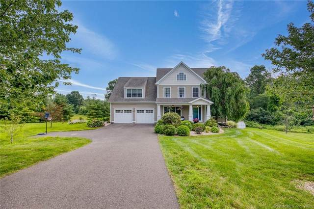 4 Whitfield Way, Suffield, CT 06078 (MLS #170418828) :: NRG Real Estate Services, Inc.