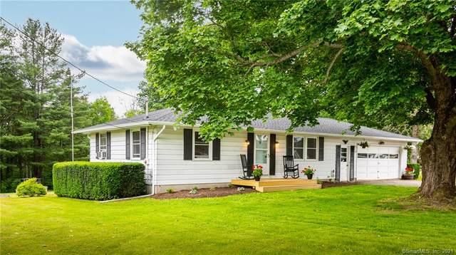 88 North Street, Goshen, CT 06756 (MLS #170418864) :: Around Town Real Estate Team