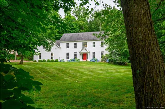 49 Taunton Hill Road, Newtown, CT 06470 (MLS #170418885) :: Michael & Associates Premium Properties | MAPP TEAM