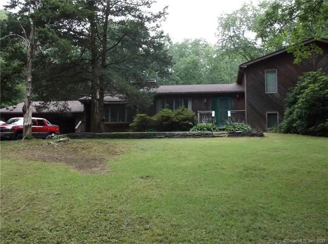 135 Miller Road, North Stonington, CT 06359 (MLS #170419047) :: Kendall Group Real Estate | Keller Williams