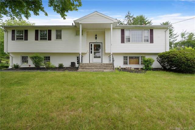 18 Old Village Road, Bloomfield, CT 06002 (MLS #170419072) :: NRG Real Estate Services, Inc.