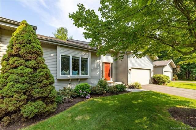 18 Gatewood #18, Avon, CT 06001 (MLS #170419073) :: Forever Homes Real Estate, LLC