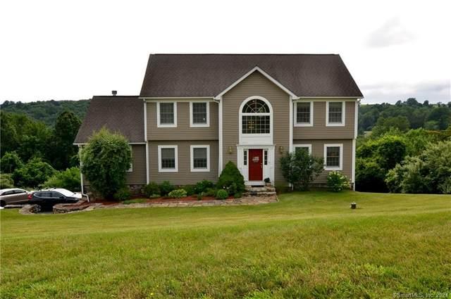 6 Trailing Ridge Road, Brookfield, CT 06804 (MLS #170419084) :: GEN Next Real Estate