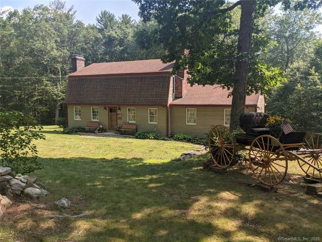 475 Newport Road, Sterling, CT 06373 (MLS #170419130) :: Spectrum Real Estate Consultants