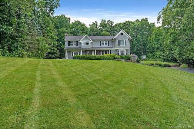 19 Conant Road, Ridgefield, CT 06877 (MLS #170419201) :: GEN Next Real Estate