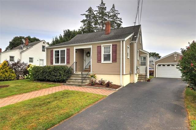 125 Sands Place, Stratford, CT 06615 (MLS #170419277) :: Spectrum Real Estate Consultants
