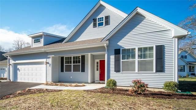21 Whiting Farms Lane #21, East Lyme, CT 06357 (MLS #170419285) :: GEN Next Real Estate