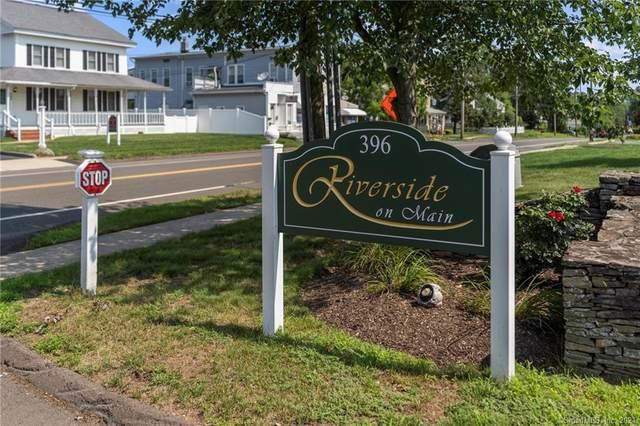 396 Main Street #13, Wallingford, CT 06492 (MLS #170419624) :: Next Level Group