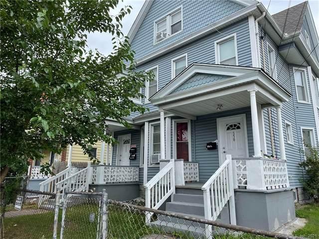 550 Brooks Street, Bridgeport, CT 06608 (MLS #170419662) :: Team Phoenix