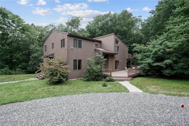 129 Picketts Ridge Road, Redding, CT 06896 (MLS #170419675) :: Alan Chambers Real Estate