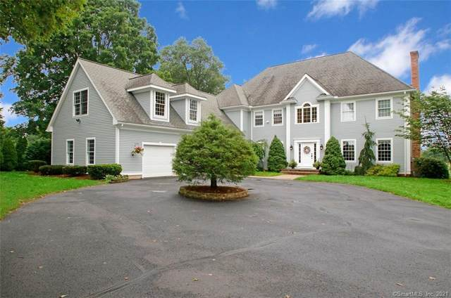 908 Mapleton Avenue, Suffield, CT 06078 (MLS #170419737) :: NRG Real Estate Services, Inc.