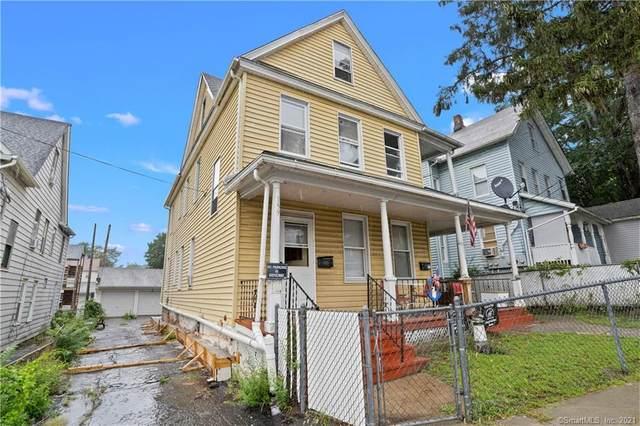 161 E Farm Street, Waterbury, CT 06704 (MLS #170419741) :: Linda Edelwich Company Agents on Main