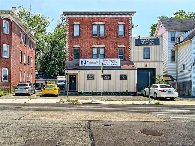 118 New Park Avenue, Hartford, CT 06106 (MLS #170419751) :: Next Level Group
