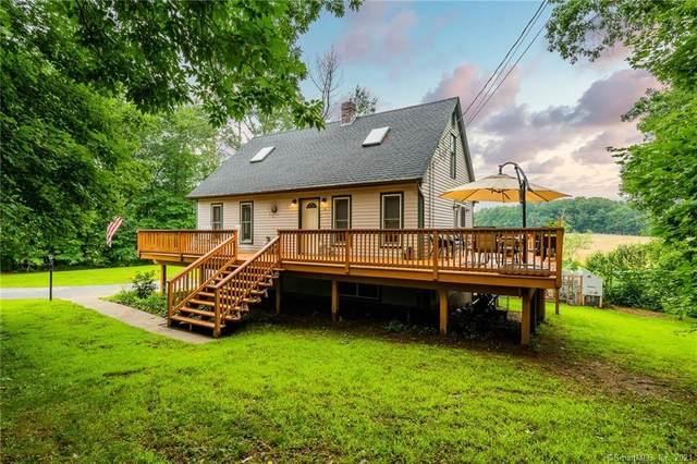 42 Woodcrest Drive, Griswold, CT 06351 (MLS #170419754) :: Team Feola & Lanzante | Keller Williams Trumbull