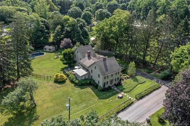 43 Gaylord Road, New Milford, CT 06755 (MLS #170419757) :: Kendall Group Real Estate | Keller Williams
