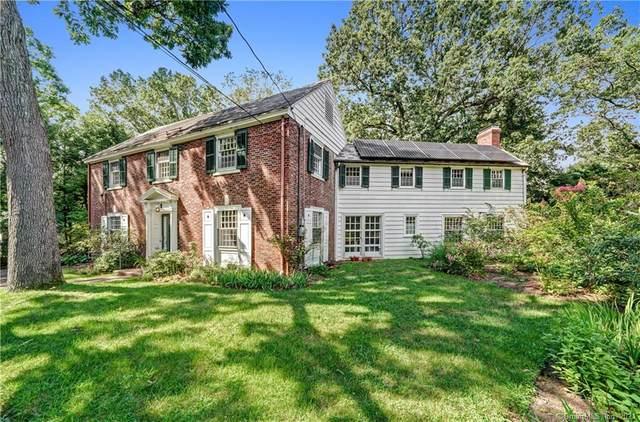 65 Edgehill Terrace, Hamden, CT 06517 (MLS #170419807) :: Sunset Creek Realty