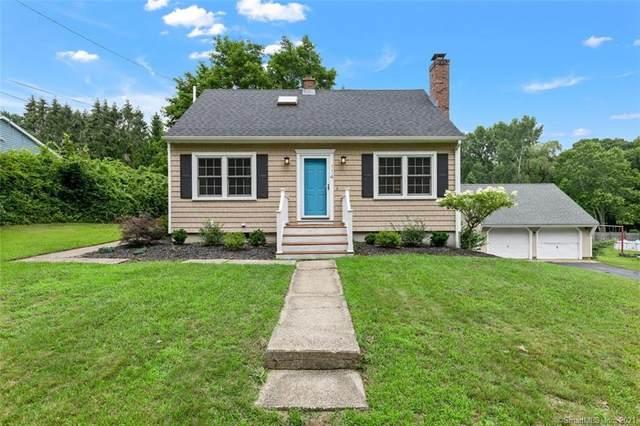 114 Derry Hill Road, Montville, CT 06382 (MLS #170419972) :: Spectrum Real Estate Consultants