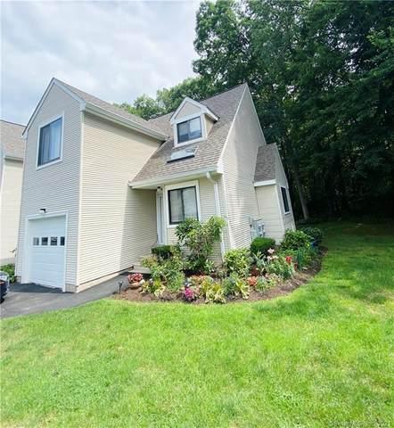 7 Garden Path #7, Farmington, CT 06032 (MLS #170420022) :: GEN Next Real Estate