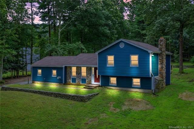28 Pinecrest Lane, Sprague, CT 06330 (MLS #170420128) :: GEN Next Real Estate