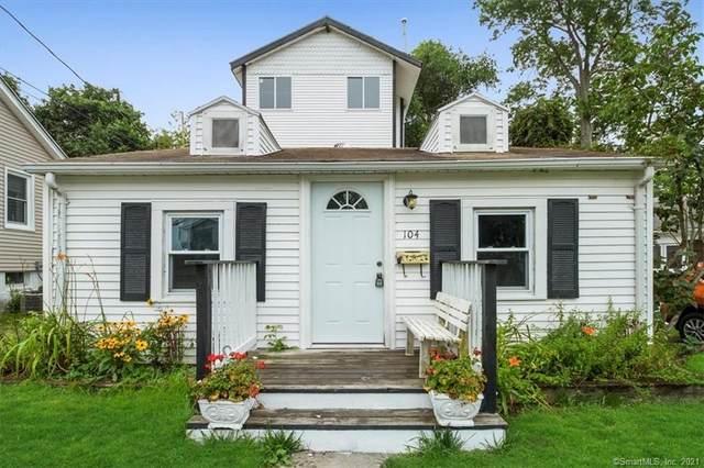 104 Orland Street, Milford, CT 06460 (MLS #170420139) :: GEN Next Real Estate