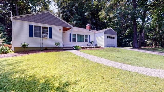 53 Buttonball Drive, Newtown, CT 06482 (MLS #170420291) :: GEN Next Real Estate