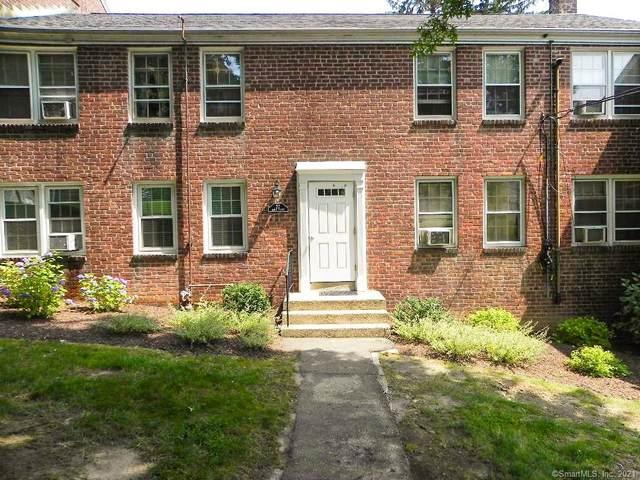 27 Clarmore Drive 2A, Norwalk, CT 06850 (MLS #170420312) :: GEN Next Real Estate