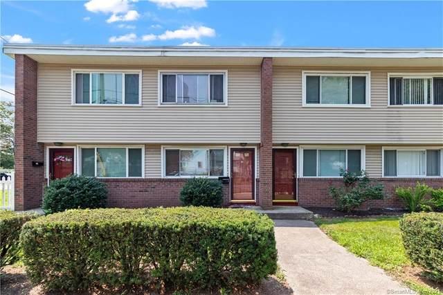 255 Barnes Avenue #255, New Haven, CT 06513 (MLS #170420393) :: GEN Next Real Estate