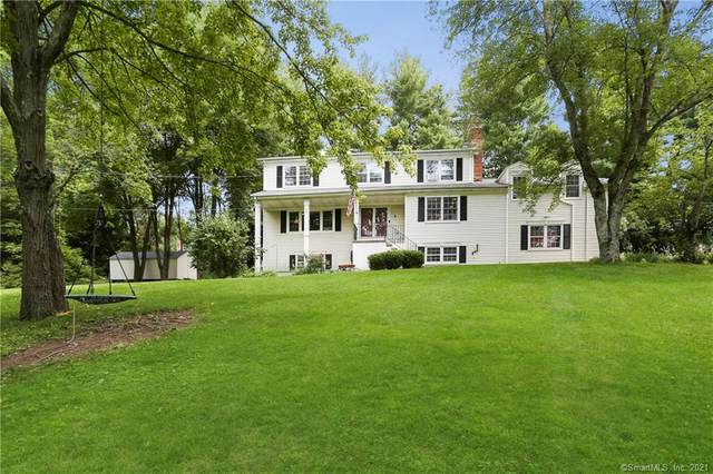 11 Ridge Road, Newtown, CT 06470 (MLS #170420408) :: GEN Next Real Estate