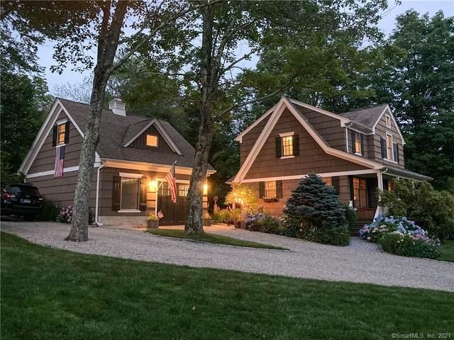 60 Ball Pond Road E, New Fairfield, CT 06812 (MLS #170420488) :: GEN Next Real Estate