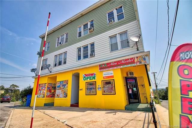 1447 Bank Street, Waterbury, CT 06708 (MLS #170420495) :: Team Phoenix