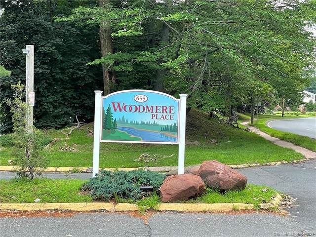 655 Talcottville Road #131, Vernon, CT 06066 (MLS #170420530) :: Next Level Group