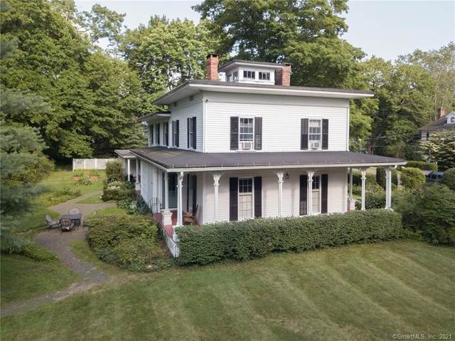 153 Deforest Street, Watertown, CT 06795 (MLS #170420563) :: Linda Edelwich Company Agents on Main