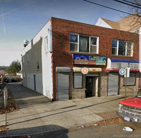 1985 Main Street #1989, Bridgeport, CT 06604 (MLS #170420650) :: Team Feola & Lanzante | Keller Williams Trumbull