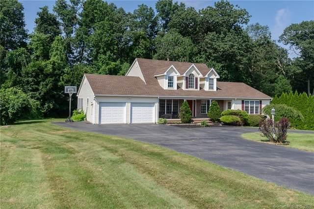 9 Deanna Lane, Wolcott, CT 06716 (MLS #170420665) :: Spectrum Real Estate Consultants