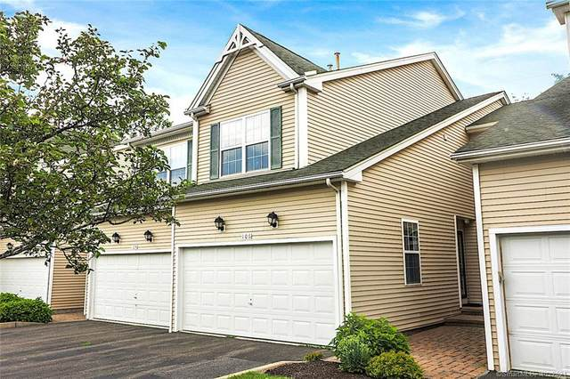 106 Lexington Boulevard #106, Bethel, CT 06801 (MLS #170420708) :: GEN Next Real Estate