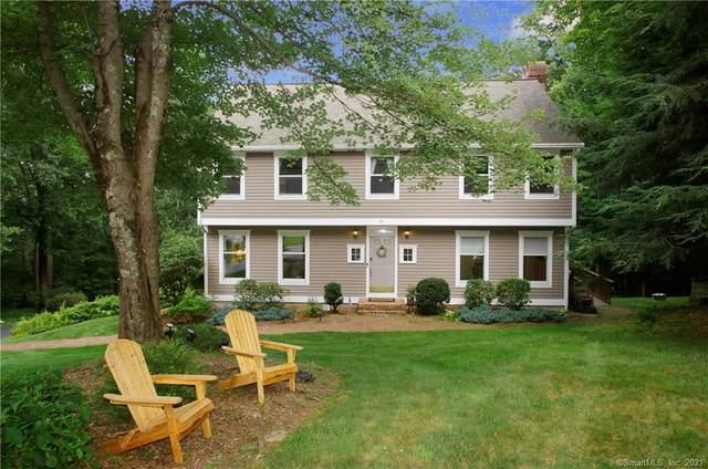 51 Hannah Lane, Monroe, CT 06468 (MLS #170420733) :: GEN Next Real Estate