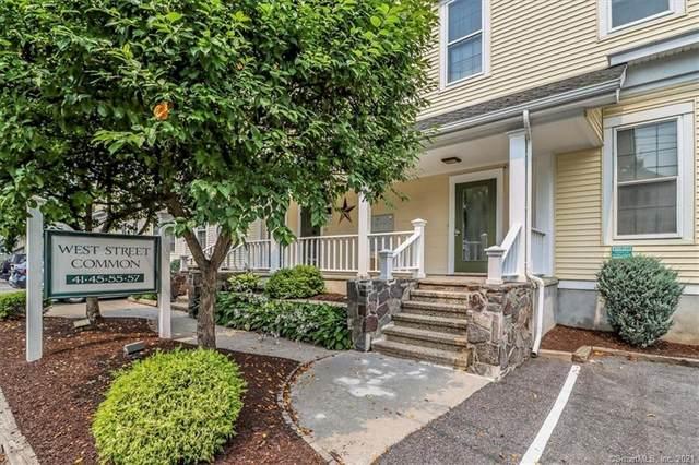 45 West Street #15, New Milford, CT 06776 (MLS #170420793) :: Kendall Group Real Estate | Keller Williams