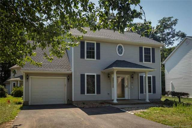 28 Fitch Meadow Lane #28, South Windsor, CT 06074 (MLS #170420825) :: GEN Next Real Estate