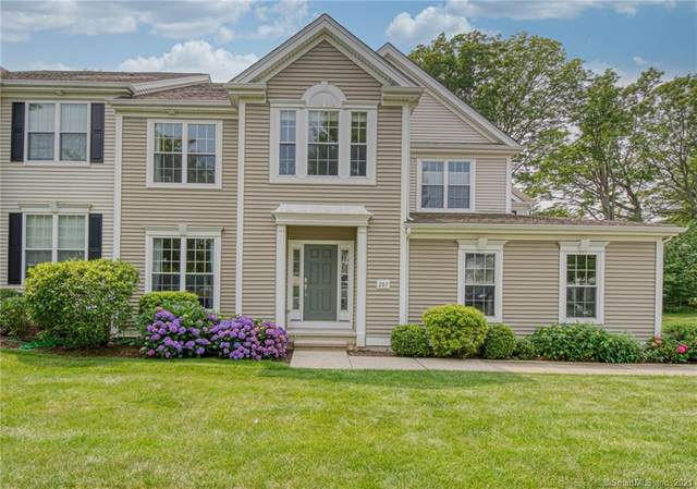 257 Sterling Drive #257, Newington, CT 06111 (MLS #170420834) :: Next Level Group