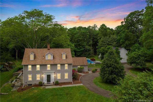1001 Hillside Road, Fairfield, CT 06824 (MLS #170420869) :: GEN Next Real Estate