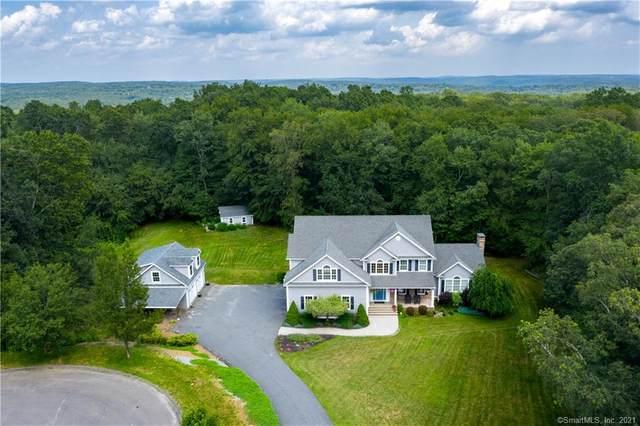 8 Kyle Court, Oxford, CT 06478 (MLS #170420883) :: GEN Next Real Estate