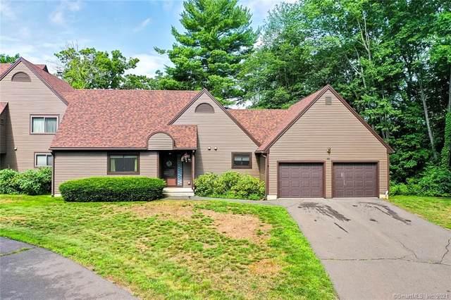 28 Wood Duck Lane #28, Simsbury, CT 06081 (MLS #170420885) :: GEN Next Real Estate