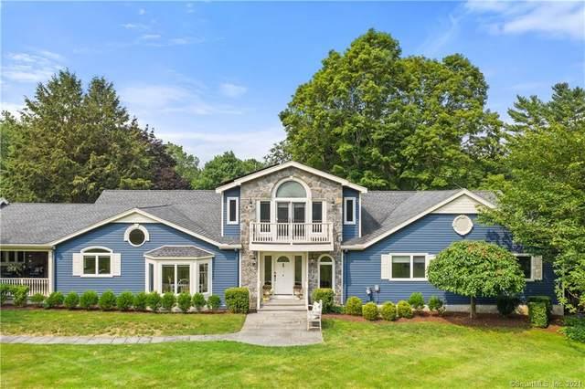 240 Jennie Lane, Fairfield, CT 06824 (MLS #170420912) :: GEN Next Real Estate