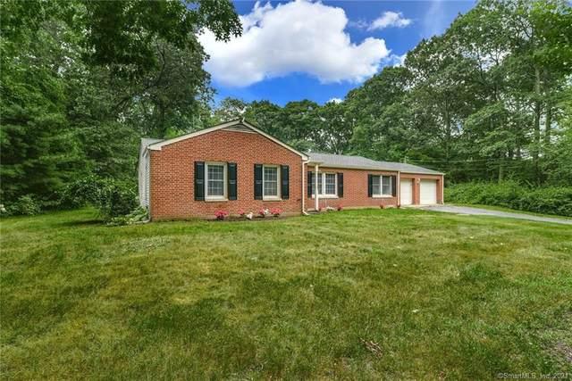 7 Arrowhead Lane, Newtown, CT 06482 (MLS #170420954) :: GEN Next Real Estate