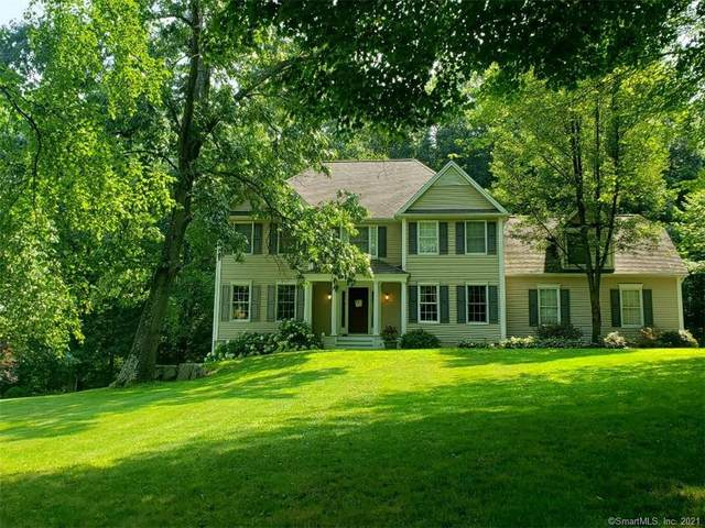 23 Bayberry Lane, New Milford, CT 06776 (MLS #170421046) :: Spectrum Real Estate Consultants