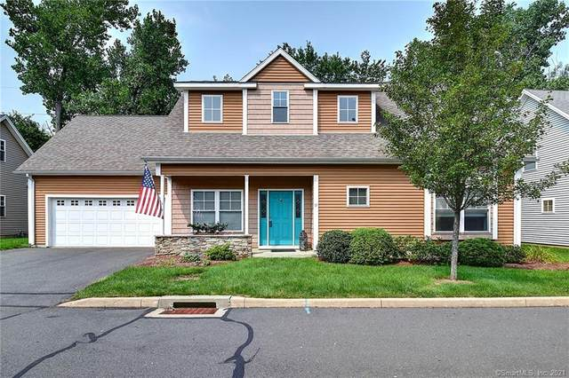 57 Stillman Walk, Wethersfield, CT 06109 (MLS #170421073) :: Hergenrother Realty Group Connecticut
