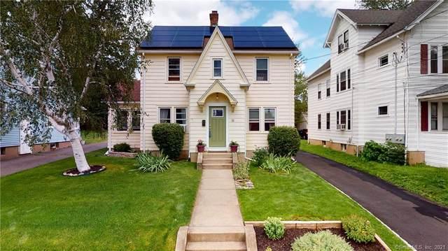16 Court Park, West Hartford, CT 06119 (MLS #170421177) :: Around Town Real Estate Team